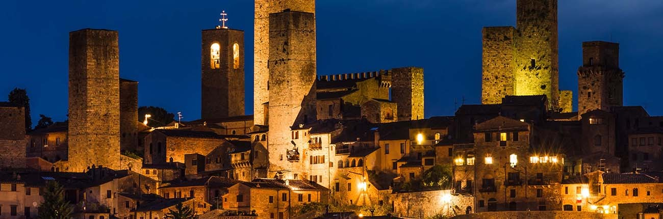 excursion San Gimignano